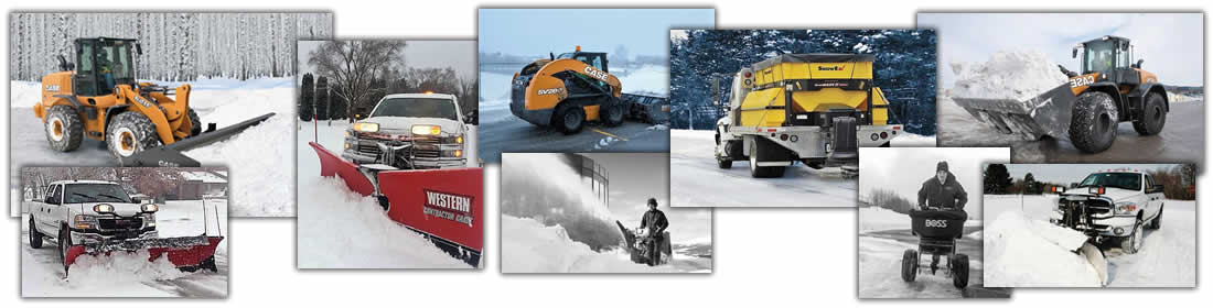 Snow Plowing and Removal Services Appleton Fox Valley Wisconsin